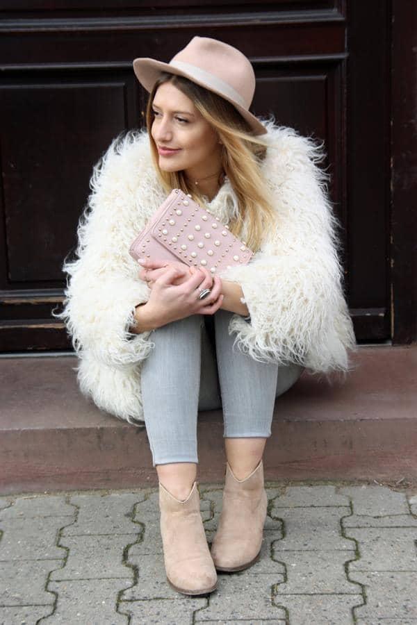 Fake Fur in Frankfurt