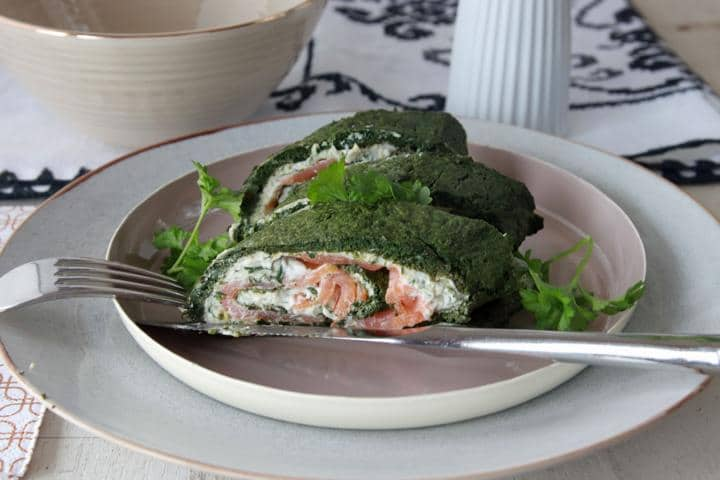 Read more about the article Spinatröllchen mit Lachs