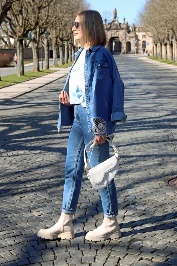 Read more about the article Dauerbrenner Jeans: Diese 3 Jeanstrends bleiben jetzt und für immer